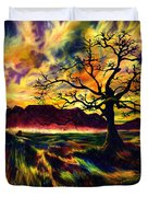 The Hunter Duvet Cover by Kd Neeley