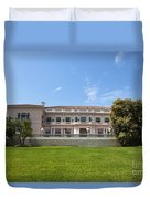 The Huntington Library House And Art Gallery Duvet Cover
