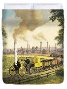 The Industrial Revolution Duvet Cover