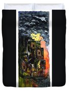 The Inferno Duvet Cover