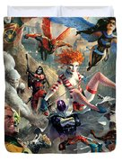 The Invincibles Duvet Cover