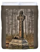 The Irish Brigade At Gettysburg  63rd-69th-88th New York Infantry St. Patricks Day 2012 Duvet Cover