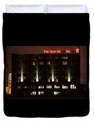 The Iron Horse Hotel Duvet Cover