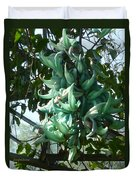 The Jade Vine Duvet Cover