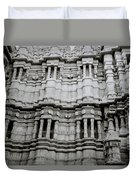 The Jain Temple Duvet Cover