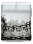 The Jain Towers Duvet Cover