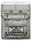 The Jaisalmer Fort Duvet Cover