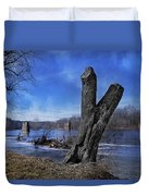 The James River One Duvet Cover