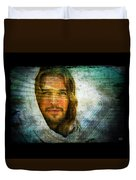 The Jesus I Know Duvet Cover