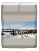 The John River Valley Duvet Cover