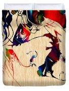 The Joker Heath Ledger Collection Duvet Cover