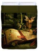 The Journal Duvet Cover
