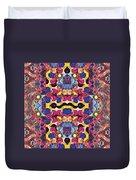The Joy Of Design Mandala Series Puzzle 3 Arrangement 4 Duvet Cover