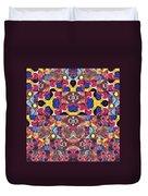 The Joy Of Design Mandala Series Puzzle 3 Arrangement 6 Duvet Cover