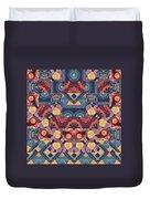 The Joy Of Design Mandala Series Puzzle 5 Arrangement 1 Duvet Cover
