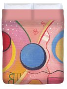 The Joy Of Design X V I I Part 2 Duvet Cover