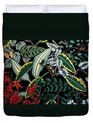 The Jungle Duvet Cover by Anthony Morris