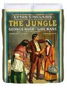 The Jungle  Duvet Cover
