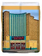 The Kessler Movie Theater Duvet Cover