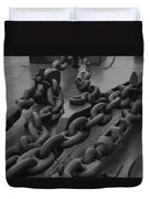 The Kidds Chains Duvet Cover