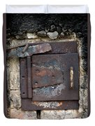 The Kiln Duvet Cover