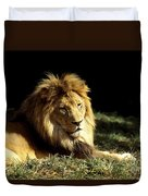 The King Duvet Cover