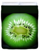 The Kiwi Experiment Duvet Cover
