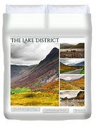 The Lake District Autumn 2 Duvet Cover