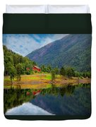 The Lake House Norway Duvet Cover