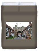 The Landgate Rye Duvet Cover