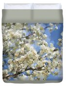 The Language Of Spring Duvet Cover