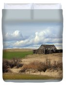 The Last Remains Duvet Cover