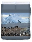The Last Wilderness... Duvet Cover