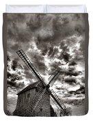 The Last Windmill Duvet Cover
