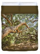 The Life Of Oaks - The Magical Trees Of The Los Osos Oak Reserve Duvet Cover