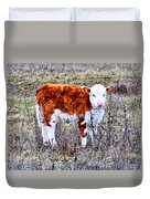 The Little Cow Duvet Cover