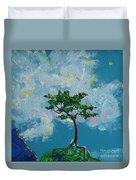 The Little Grove - Little Tree Duvet Cover