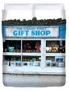 The Lizard Point Gift Shop  Duvet Cover