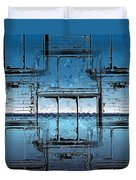 The Looking Glass Reprised Duvet Cover