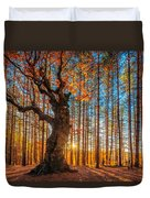 The Lord Of The Trees Duvet Cover by Evgeni Dinev