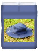 The Lost Hat Duvet Cover