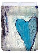 The Love Inside Duvet Cover