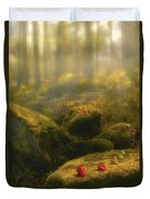 The Magic Forest Duvet Cover