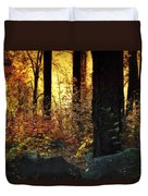 The Magic Of The Forest  Duvet Cover