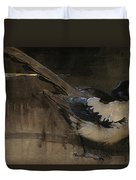 The Magpie Duvet Cover