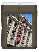 The Majestic Theater Dallas #2 Duvet Cover