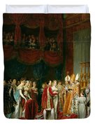 The Marriage Of Napoleon I 1769-1821 And Marie Louise 1791-1847 Archduchess Of Austria, 2nd April Duvet Cover