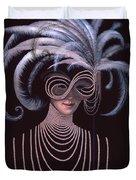 The Mask Duvet Cover