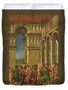 The Massacre Of The Innocents Duvet Cover