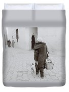 The Medina Duvet Cover